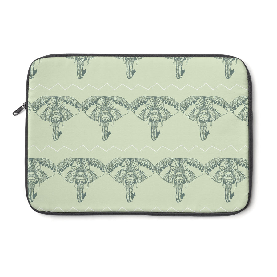 Boho Elephant Laptop Sleeve
