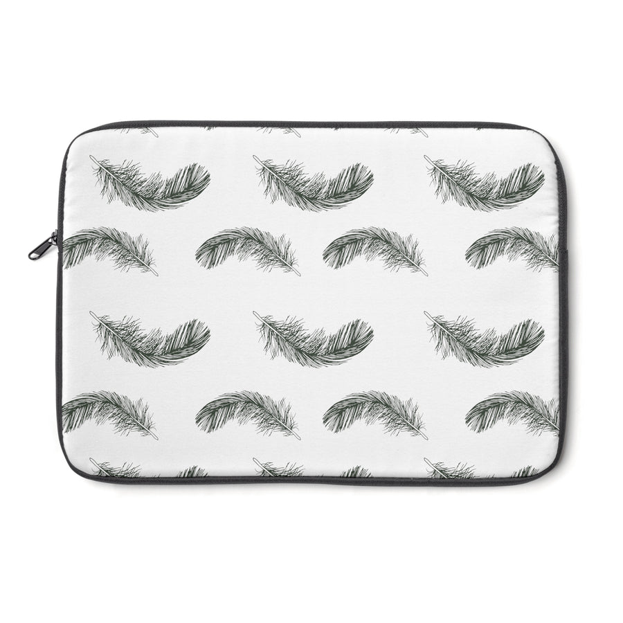 Fluttering Feather Laptop Sleeve