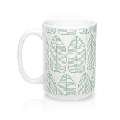 Leafy Mug - Design Prints