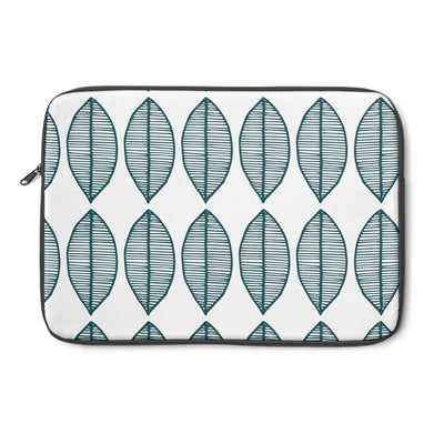 Leafy 2 Laptop Sleeve - Design Prints