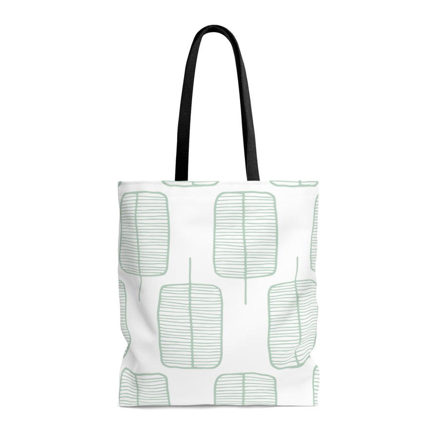 Calm Trees AOP Tote Bag