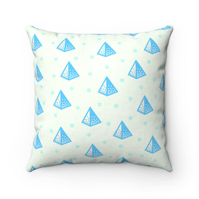 Pop Prism Square Pillow - Design Prints