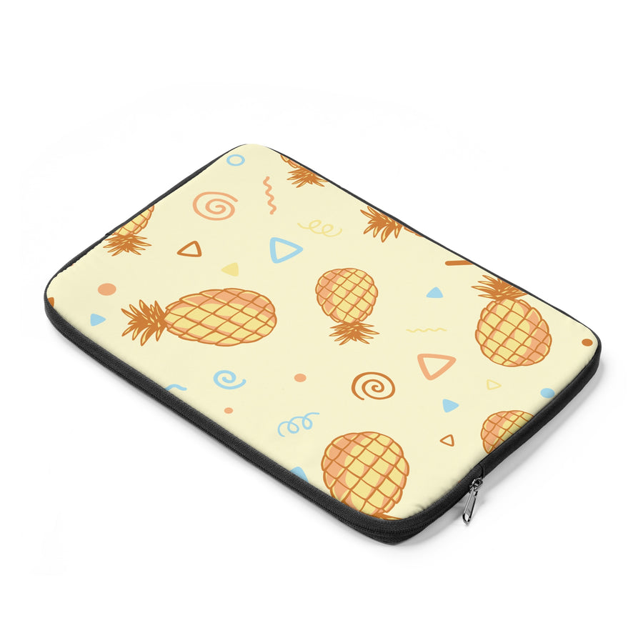 Vintage Pineapples Laptop Sleeve