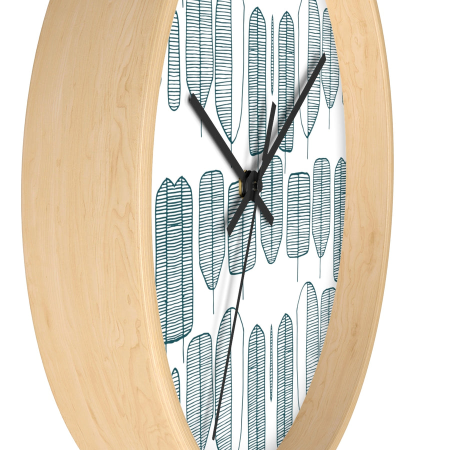 Tree Collection Wall clock