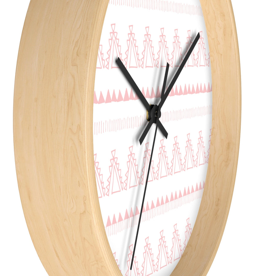 Whimsical Tent Wall clock