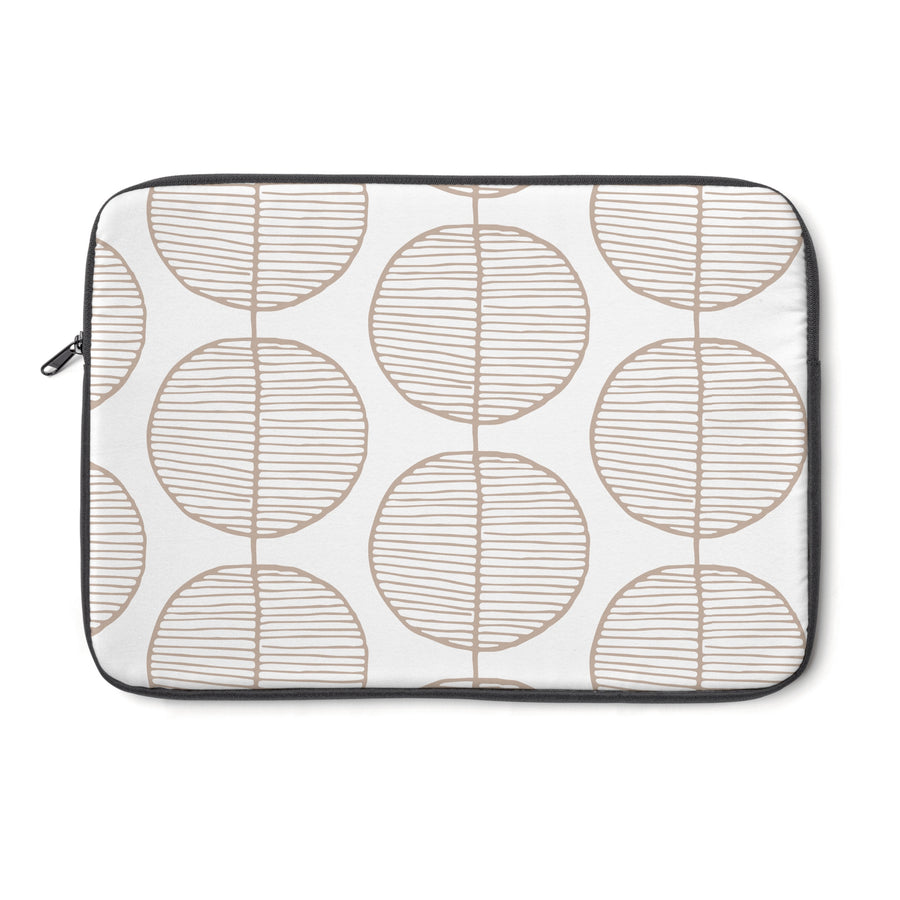 Rounded Trees Laptop Sleeve