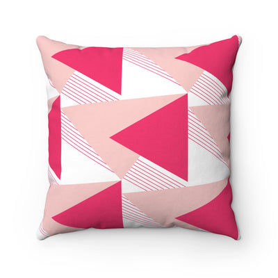 Bink Spun Polyester Square Pillow Case - Design Prints