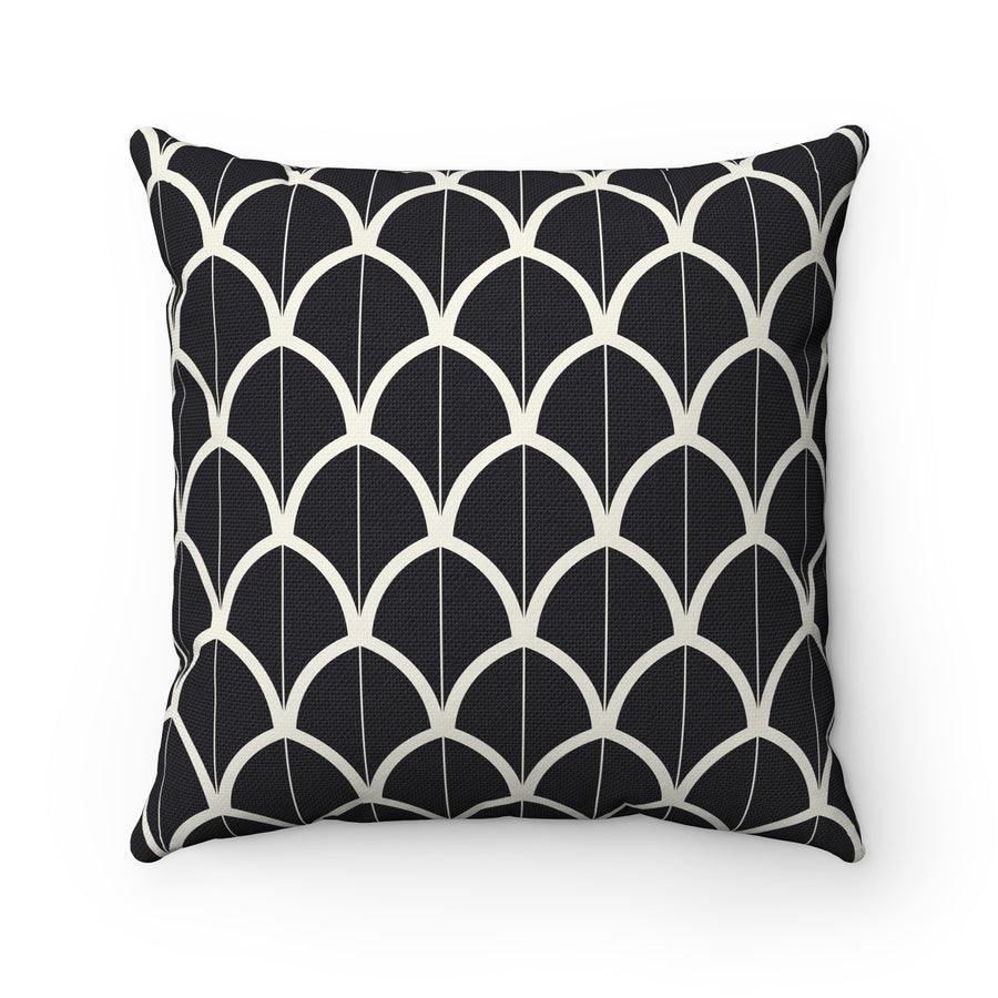 Divisive Scales Spun Polyester Square Pillow Case