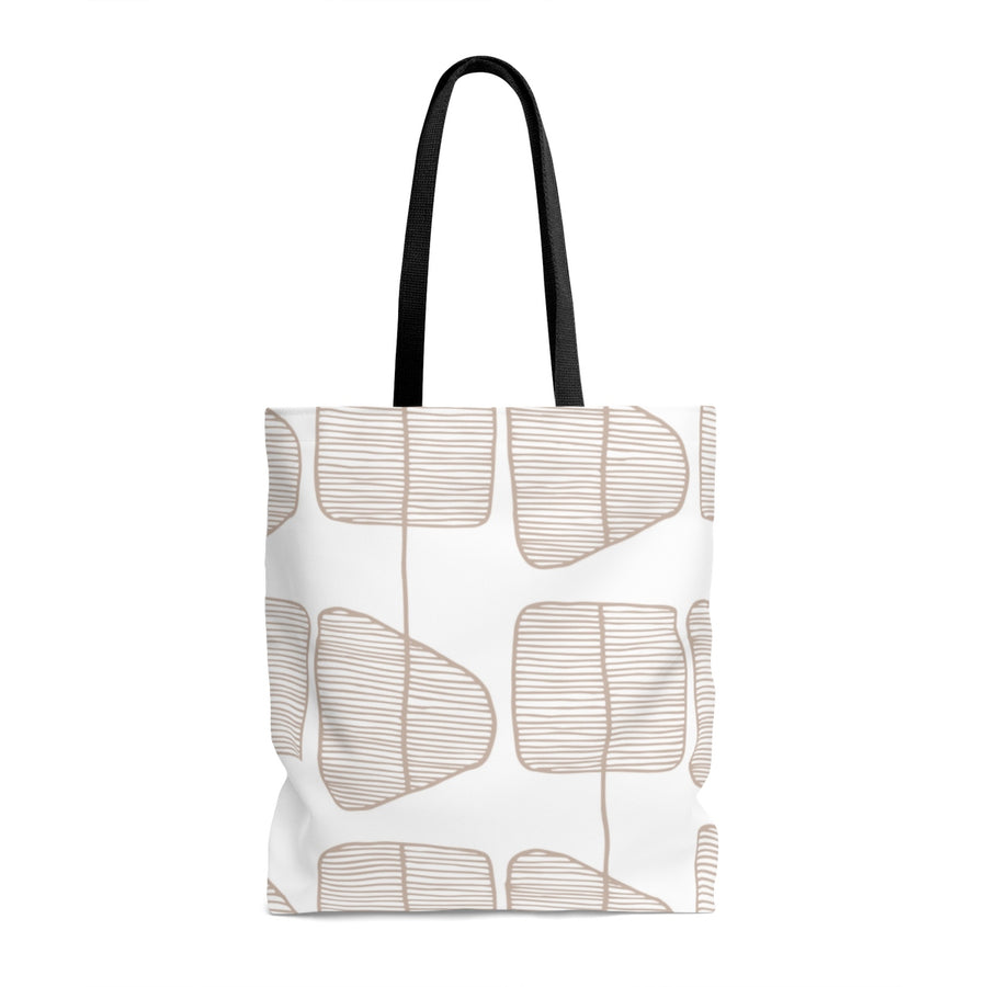 Simple Trees AOP Tote Bag