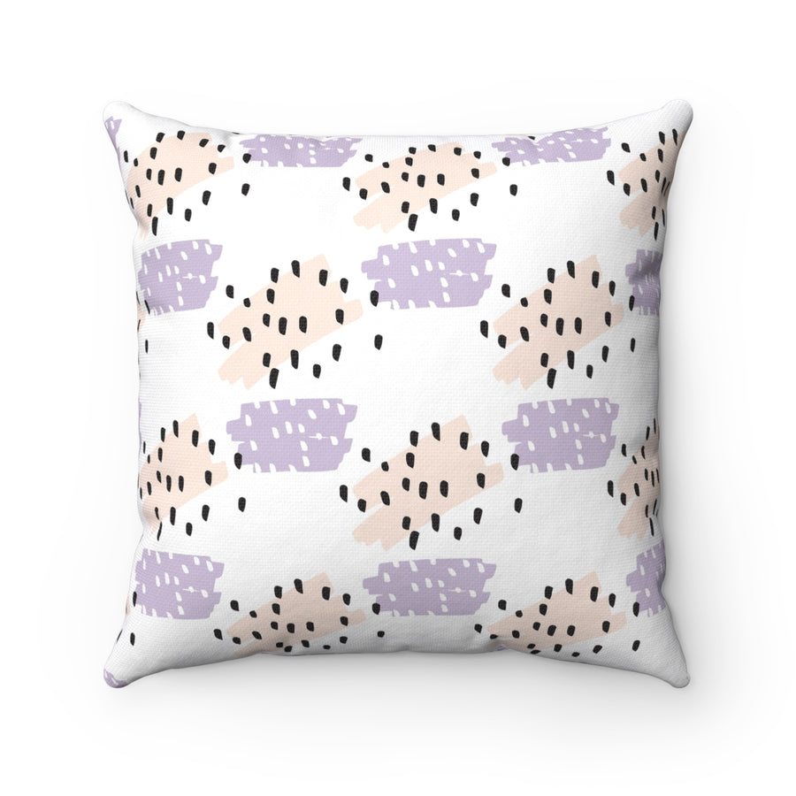 Cluster of Tears Square Pillow