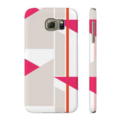 45 Degrees Phone Cases - Design Prints