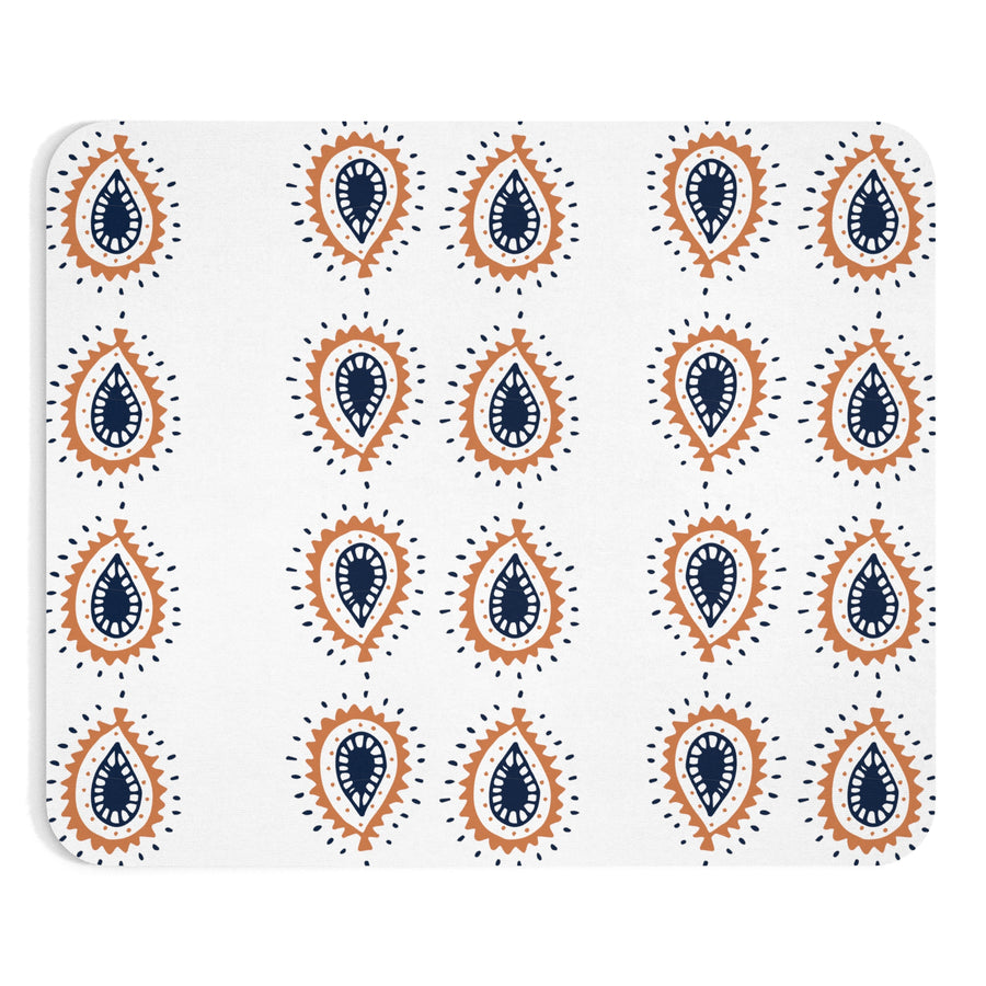 Boho Eyedrop Mousepad - Design Prints