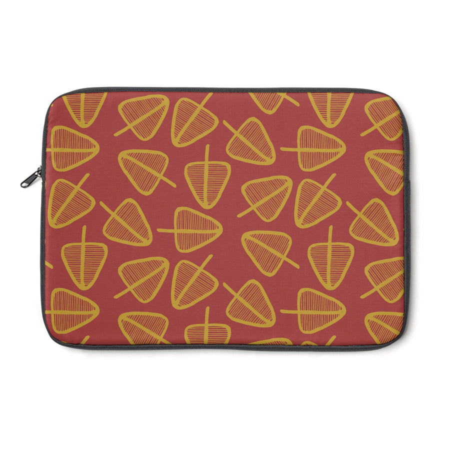 Cone Trees Laptop Sleeve