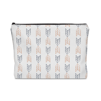 Up Down Arrows Carry All Pouch - Design Prints