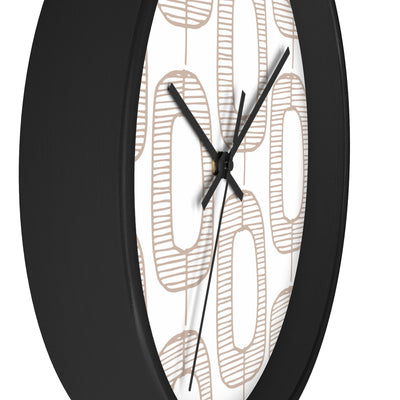 Hollowed Trees Wall clock - Design Prints