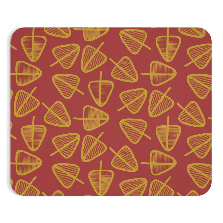 Cone Trees Mousepad - Design Prints