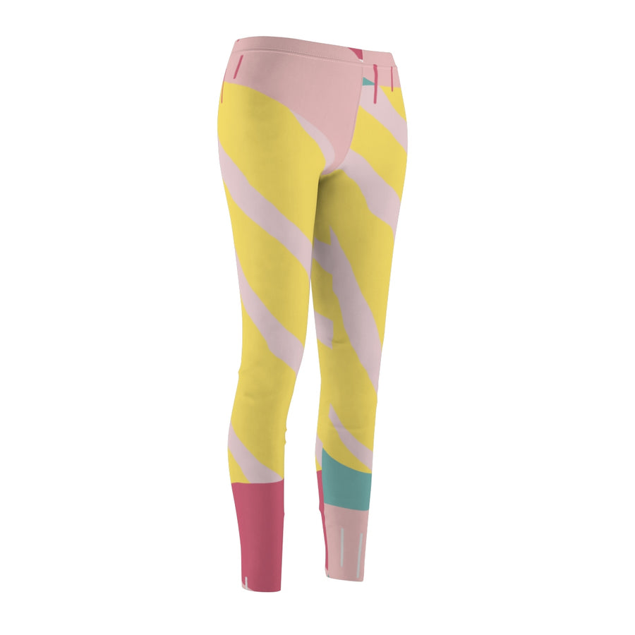 Tennis Ball Casual Leggings