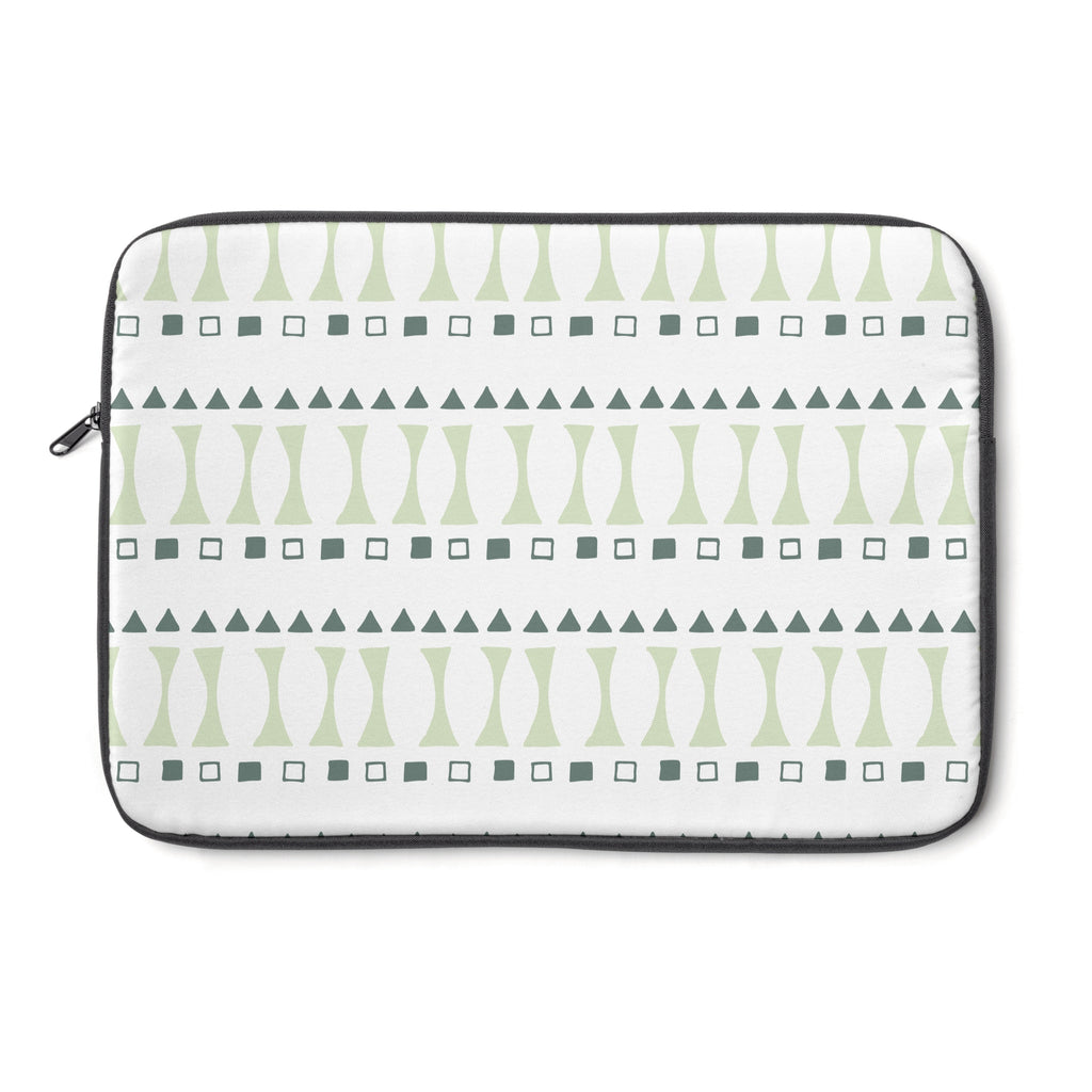 Triangle & Square Laptop Sleeve