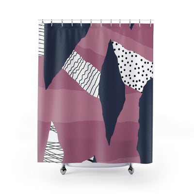 Cave of the Abyss Shower Curtains - Design Prints
