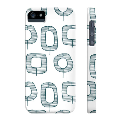Funky O' Trees Phone Cases - Design Prints