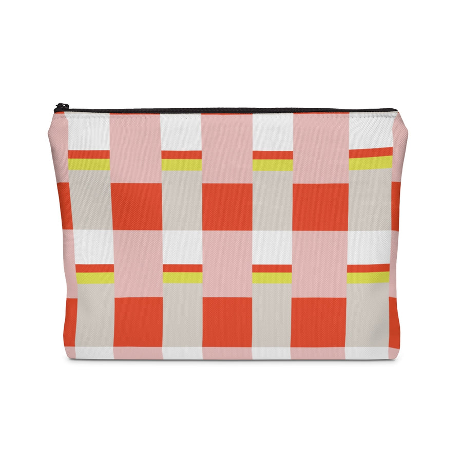 Straw Mat Carry All Pouch - Design Prints