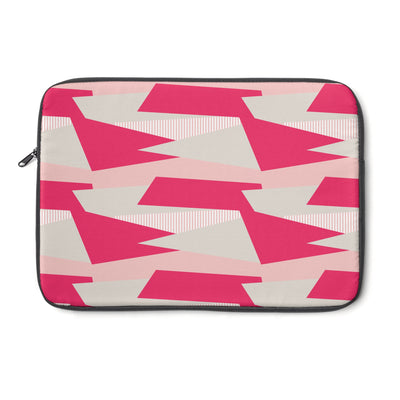 Pink Toon Laptop Sleeve - Design Prints