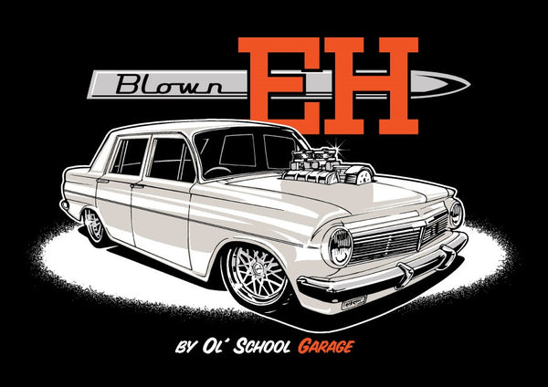 Blown EH T-shirt