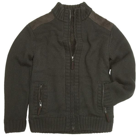 Hoggs of Fife Orkney Knitted Jacket - Men's