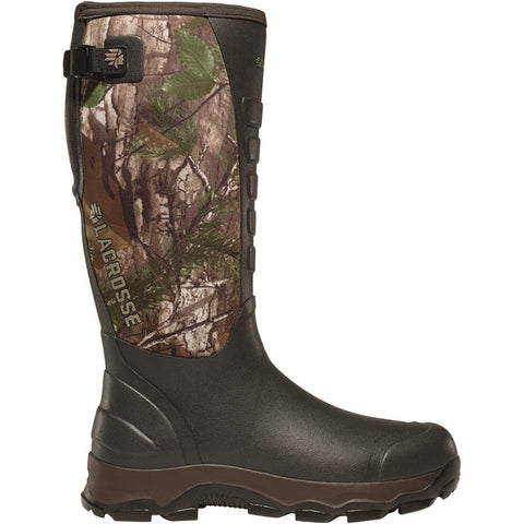 LaCrosse 4X Alpha Boot 3.5mm Realtree Xtra Green