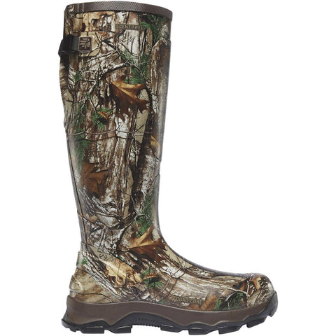 LaCrosse 4x Burly Boot Realtree Xtra