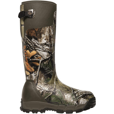 LaCrosse Alpha Burly Pro Boot 1600g Realtree Xtra