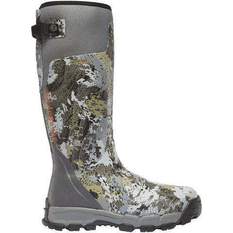 LaCrosse Alpha Burly Pro Boot 800g Optifade Elevated II
