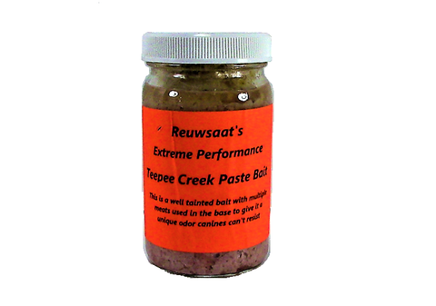 Teepee Creek Paste Bait