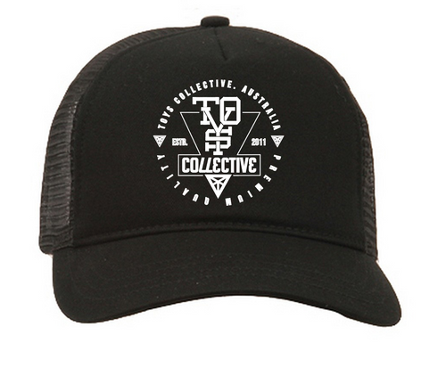 Toys Trucker Cap - Black