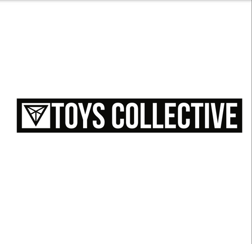 TOY BOX - STICKER, BLACK