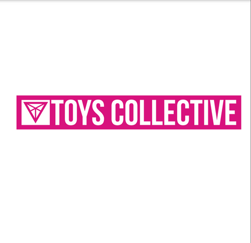 TOY BOX - STICKER, PINK