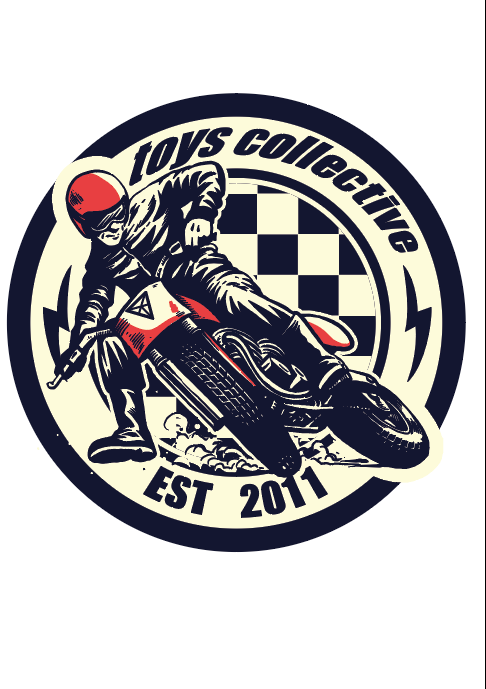Toys Collective Moto Sticker