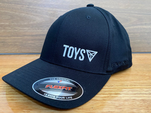 Stamp Cap - Black