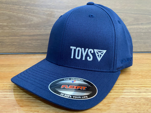 Stamp Cap - Navy Blue