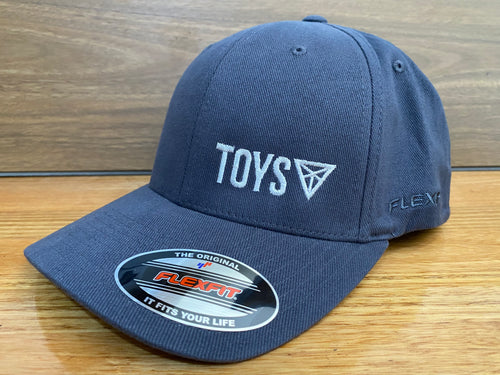 Stamp Cap - Charcoal Grey
