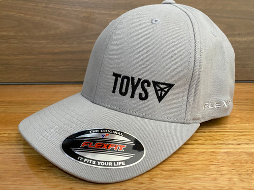 Stamp Cap - Light Grey