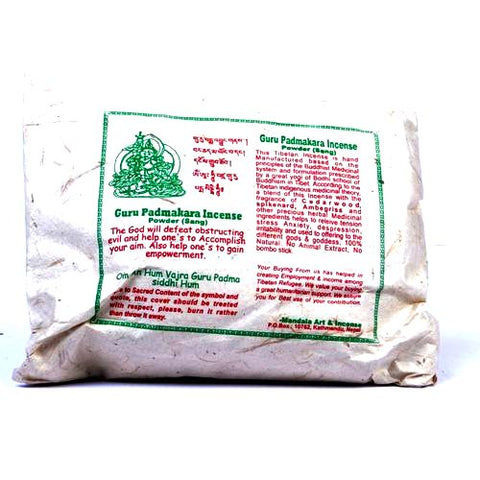 Guru Padmakara Incense Powder - ThirdWorldTrAid