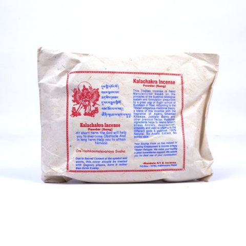 Kalachakra Incense Powder - ThirdWorldTrAid