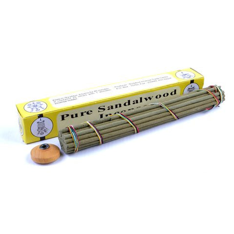 Pure Sandalwood Incense Sticks - ThirdWorldTrAid