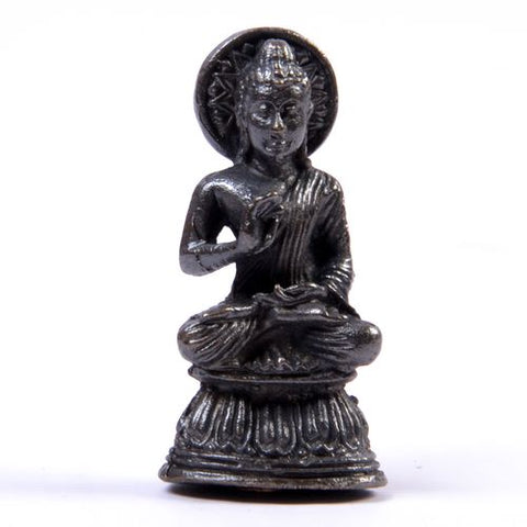 Tiny statue of Sakyamuni Buddha - ThirdWorldTrAid
