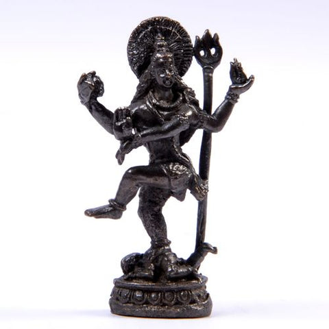 Tiny Hindu Statue of Shiva - ThirdWorldTrAid