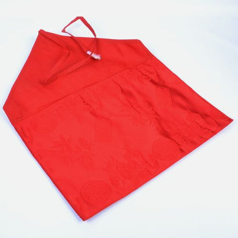 Buddhist Envelope Book Cover - Red - ThirdWorldTrAid