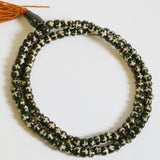 Yak Bone 108 Painted Mala Beads with Tassel - ThirdWorldTrAid