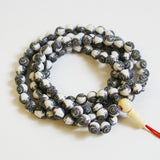 Buddha White 108 Mala Beads - ThirdWorldTrAid