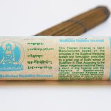 Tibetan Medicine Buddha Incense Sticks - ThirdWorldTrAid